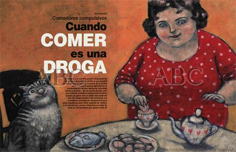 ABC - Articulo Cuando comer es una droga