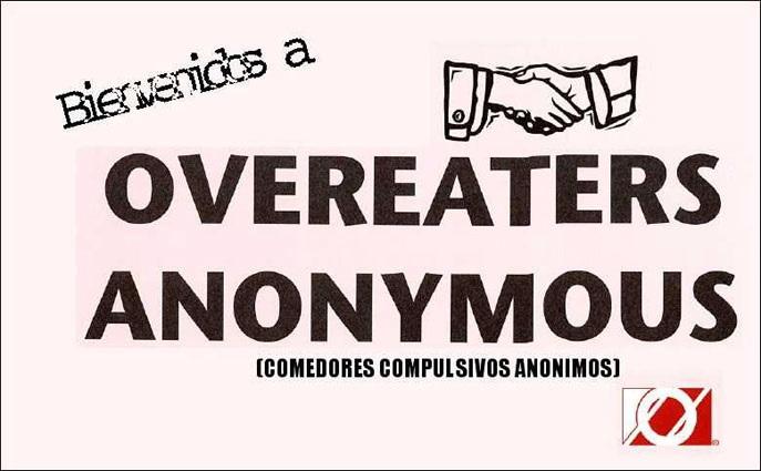 Comedores Compulsivos Anónimos - Bienvenidos a OA