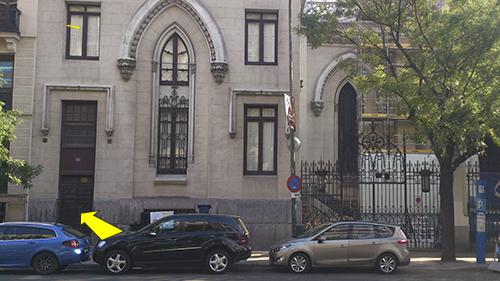 Lugar de Reunión OA Goya