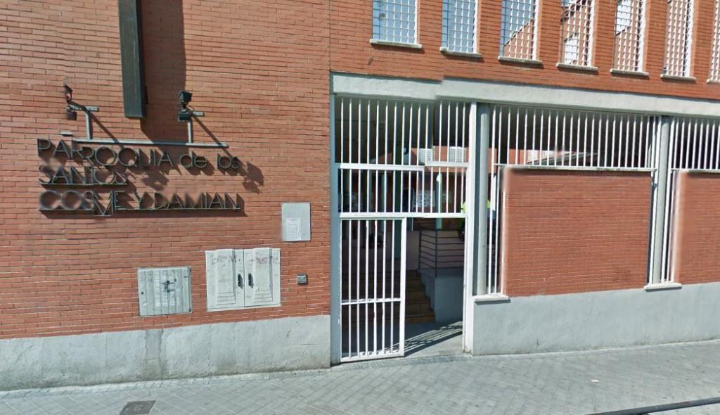 Lugar de Reunión OA Vallecas.