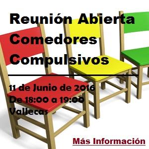 Reunión Abierta OA Vallecas 11 de Junio de 2016 - 18h