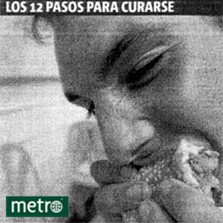 100.000 personas, con síndrome del atracón – Artículo Diario Metro, Madrid