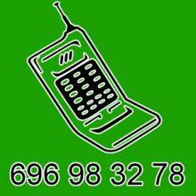 Número único Intergrupo de Madrid: 696 98 32 78