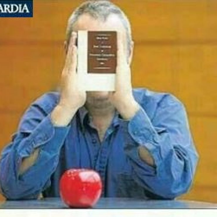 """""""El comedor compulsivo está suicidándose lentamente"""" Artículo de La Vanguardia 19/10/2013"""