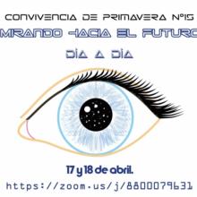Convivencia de primavera 2021 virtual