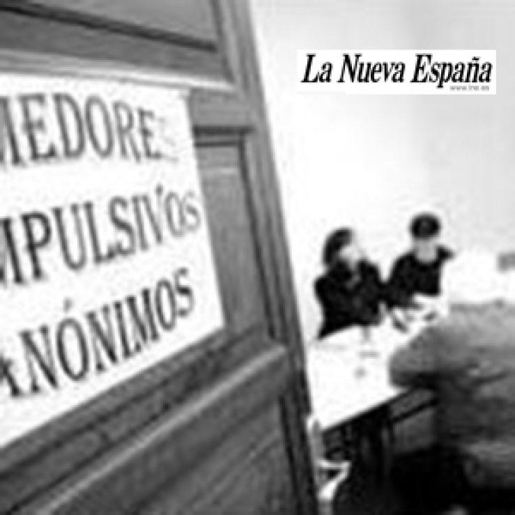 «Llegué a sentir asco de mí mismo cuando me miraba al espejo» – Artículo en el diario La Nueva España